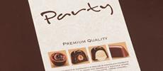 Шоколадные конфеты «Party»