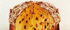 "Cake Panettone Mandel ""La Torinese"""