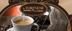 "Cake Panettone Coffee ""La Torinese"""