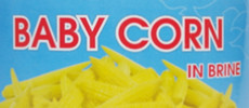 "Spadici piccoli di mais ""Chefs Choice"""